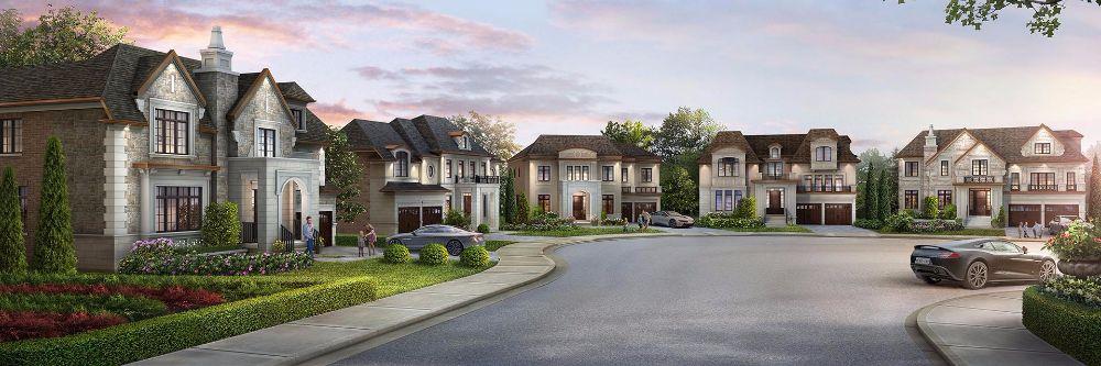 Ivy Hall Estates at 1339 Bayview Ave, Markham, Ontario. Image 3