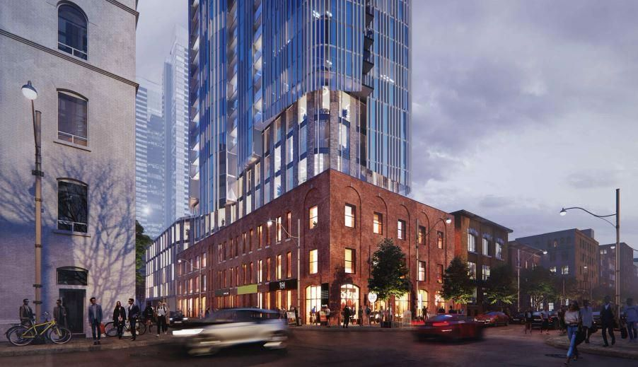 14 Duncan Street Condos at 14 Duncan St, Toronto Central, Ontario. Image 2