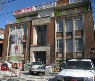 SchoolHouse at 391 Brunswick Avenue, Toronto, Ontario. Image 3