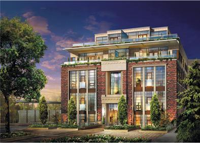 SchoolHouse at 391 Brunswick Avenue, Toronto, Ontario. Image 4