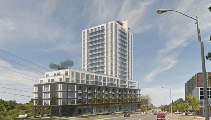 East 3220 Condos at 3220 Sheppard Ave E, Toronto East, Ontario. Image 1