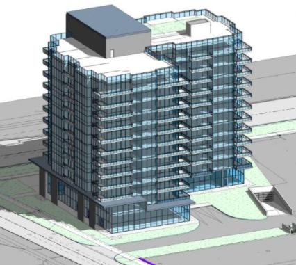 2839 Jane Street Condos at 2839 Jane St, Toronto West, Ontario. Image 2