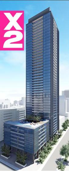 X2 The Condominium at 588 Jarvis Street, Toronto, Ontario. Image 1
