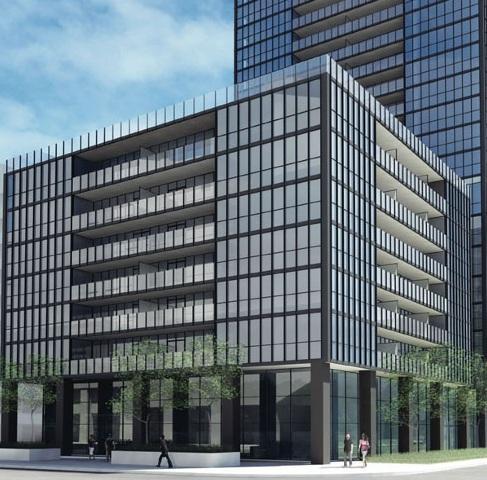 X2 The Condominium at 588 Jarvis Street, Toronto, Ontario. Image 2