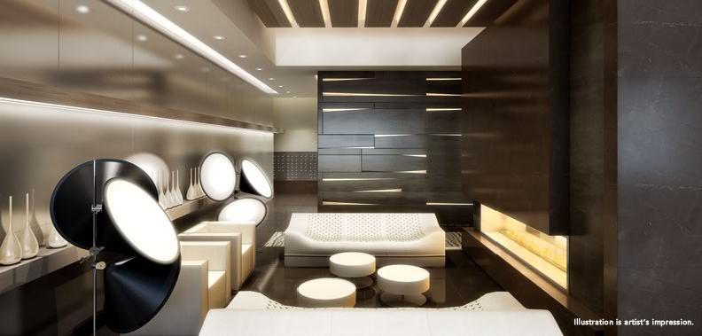 X2 The Condominium at 588 Jarvis Street, Toronto, Ontario. Image 6