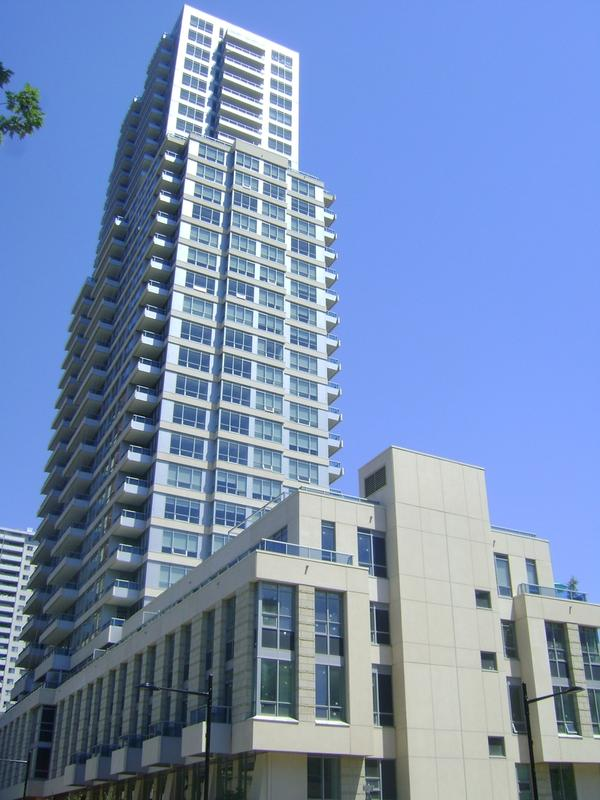 The 500 Condos + Lofts at 500 Sherbourne St, Toronto, Ontario. Image 4