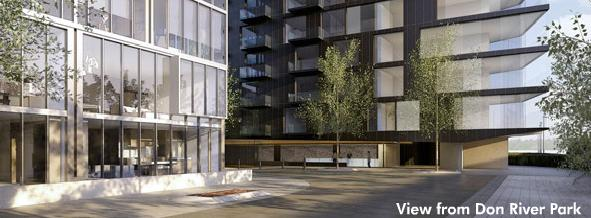 River City - Phase One at 47 Lower River Street, Toronto, Ontario. Image 12