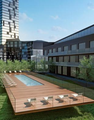 River City - Phase One at 47 Lower River Street, Toronto, Ontario. Image 13