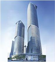 Ice Phase II - Condominiums at York Center at York St and Bremner Blvd, Toronto, Ontario. Image 2