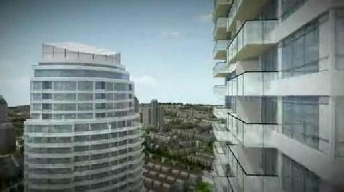 Beyond The Sea Star Tower at 2230 Lakeshore Blvd, Toronto, Ontario. Image 23