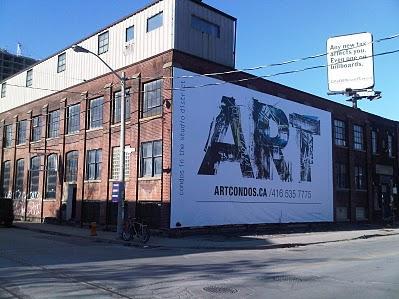 ART Condos at 8 Dovercourt Road, Toronto, Ontario. Image 2