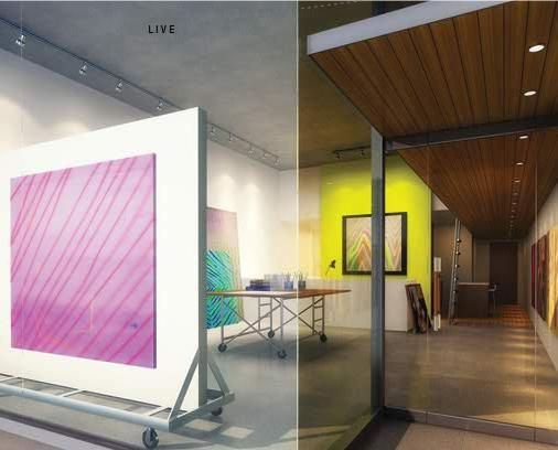 ART Condos at 8 Dovercourt Road, Toronto, Ontario. Image 5