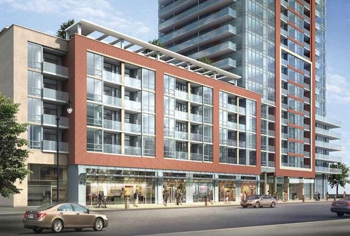 The Mercer at 8 Mercer Street, Toronto, Ontario. Image 1