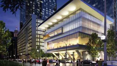 The Ritz-Carlton Residences at 182 Wellington Street West, Toronto, Ontario. Image 1