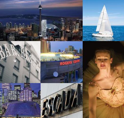 The Ritz-Carlton Residences at 182 Wellington Street West, Toronto, Ontario. Image 2