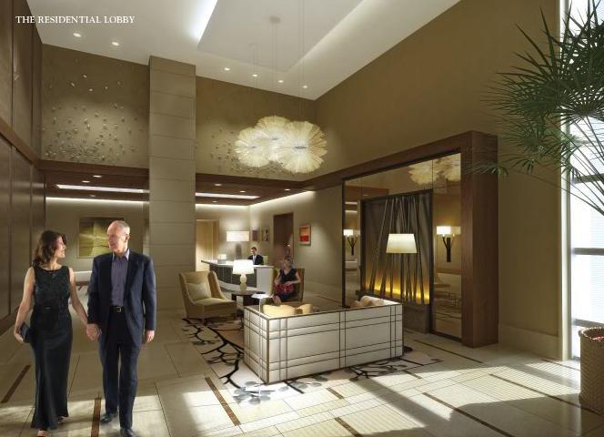 The Ritz-Carlton Residences at 182 Wellington Street West, Toronto, Ontario. Image 3