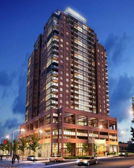The Tower Condominiums at 125 Western Battery Rd, Toronto, Ontario. Image 3