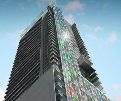 M5V Condominiums at 375 King St W, Toronto, Ontario. Image 1
