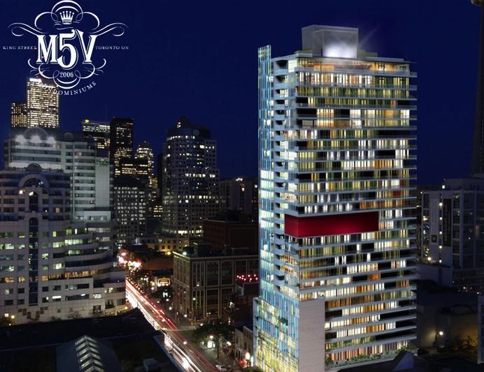 M5V Condominiums at 375 King St W, Toronto, Ontario. Image 2