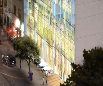 M5V Condominiums at 375 King St W, Toronto, Ontario. Image 3
