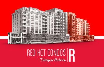 Red Hot Condos at Dallimore Circle, Toronto, Ontario. Image 8