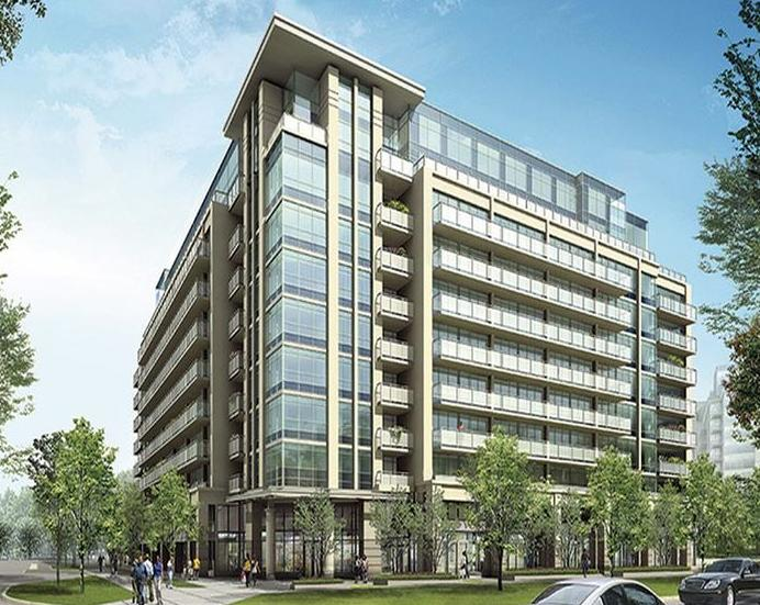 Royal Gardens - phase 1 at 382 Highway 7 east, Richmond Hill, Ontario. Image 1