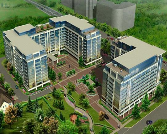 Royal Gardens - phase 1 at 382 Highway 7 east, Richmond Hill, Ontario. Image 2