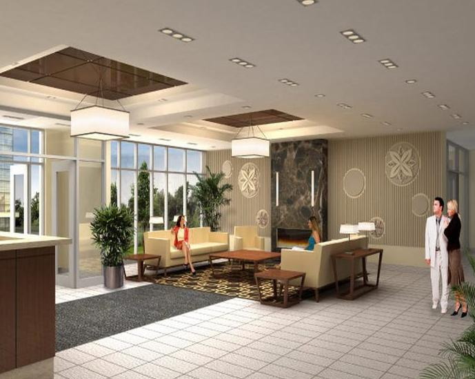 Royal Gardens - phase 1 at 382 Highway 7 east, Richmond Hill, Ontario. Image 3