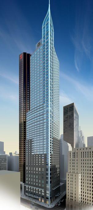 Trump Tower Toronto at 311 Bay Street, Toronto, Ontario. Image 1