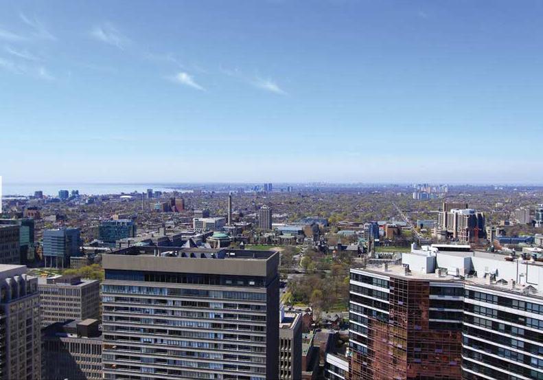 5 Condos at 5 St. Joseph at 5 St Joseph St., Toronto, Ontario. Image 7