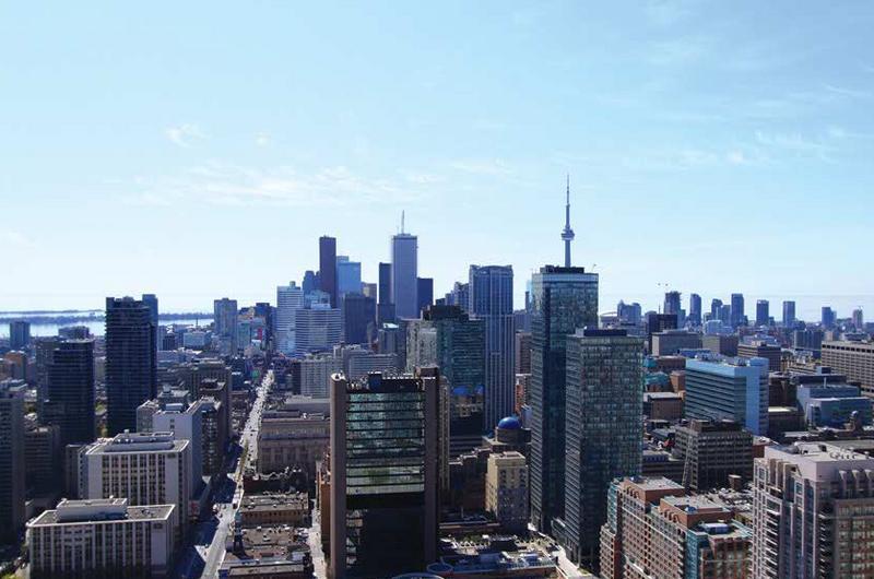 5 Condos at 5 St. Joseph at 5 St Joseph St., Toronto, Ontario. Image 10