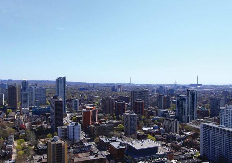 5 Condos at 5 St. Joseph at 5 St Joseph St., Toronto, Ontario. Image 12