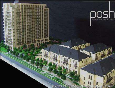 Posh Condominiums and Towns at 370 Steeles Avenue West, Vaughan, Ontario. Image 1