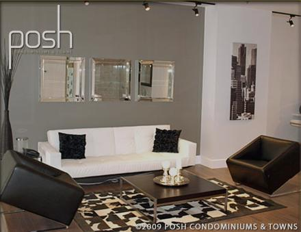 Posh Condominiums and Towns at 370 Steeles Avenue West, Vaughan, Ontario. Image 2