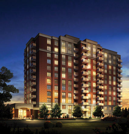 Miracle at Yonge at Red Maple Road, L4B 4S8, Richmond Hill, Ontario. Image 3