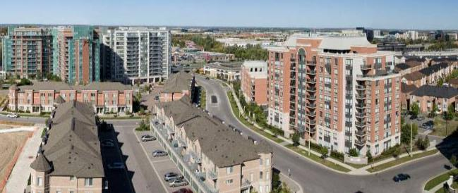 Eden Park - phase I at chalmers rd and Highway 7 East, Richmond Hill, Ontario. Image 6