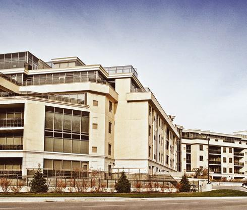 Terraces on the Park at 83 Woodbridge Ave, Vaughan, Ontario. Image 6