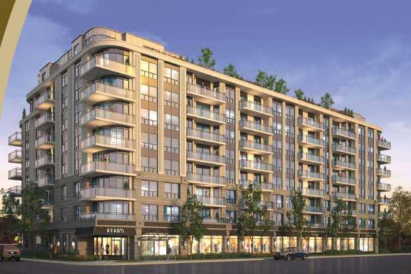 The Avanti at 1038 Sheppard Avenue West, Toronto, Ontario. Image 2