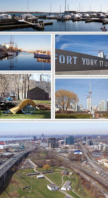 Library District Condominiums at 170 Fort York Blvd, Toronto, Ontario. Image 1