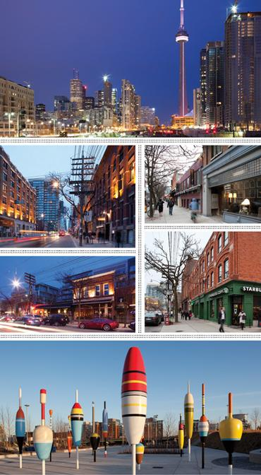 Library District Condominiums at 170 Fort York Blvd, Toronto, Ontario. Image 2