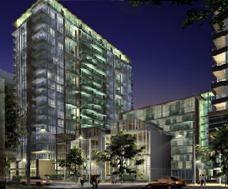 Bliss Condominiums at 80 Lynn Williams Street, Toronto, Ontario. Image 1