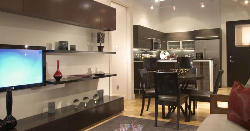 Bliss Condominiums at 80 Lynn Williams Street, Toronto, Ontario. Image 3