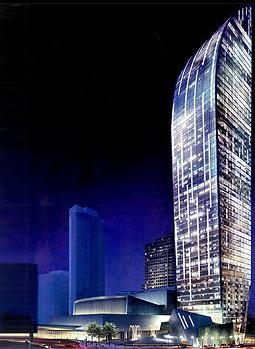 The L Tower at Yonge St & Front St E, Toronto, Ontario. Image 3
