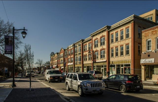 68 Main Street at 68 Main Street, Markham, Ontario. Image 2