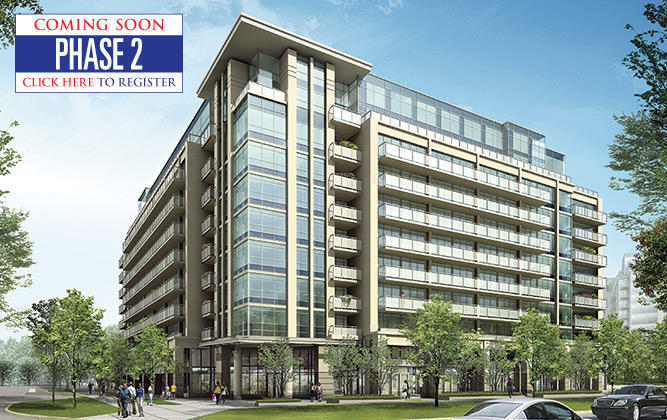 Royal Gardens - phase 2 at 360 Hwy 7 East, Richmond Hill, Ontario. Image 3
