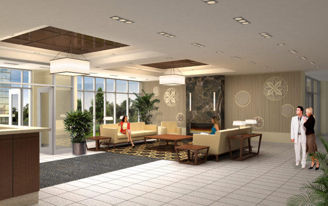 Royal Gardens - phase 2 at 360 Hwy 7 East, Richmond Hill, Ontario. Image 5