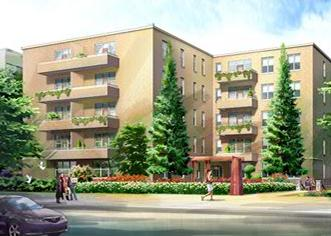 The Courtyards of Upper Forest Hill at 2603 Bathurst Street, Toronto, Ontario. Image 2