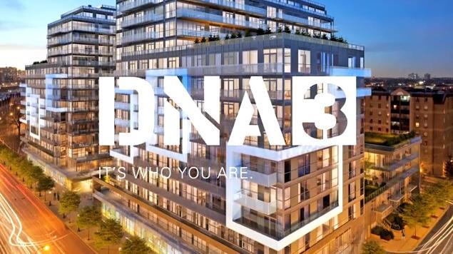 DNA3 at 1030 King Street West, Toronto, Ontario. Image 3