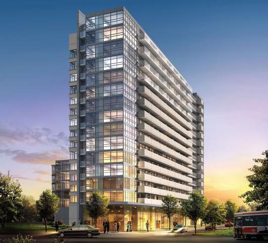 Fuzion at 1100 King Street West, Toronto, Ontario. Image 3