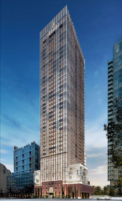 Bisha Hotel & Residences at 56 Blue Jays Way, Toronto, Ontario. Image 8